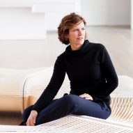 Portrait of Jeanne Gang, founder of Studio Gang Architects. Photo by Sally Ryan