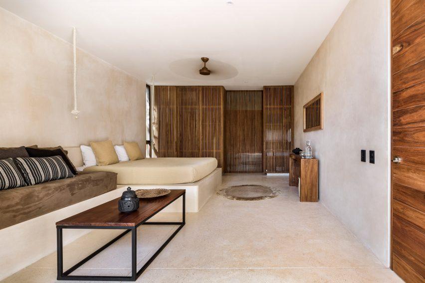 Jungle Keva酒店由Jaque Studio设计