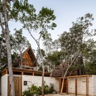 Jungle Keva hotel, designed by Jaque Studio