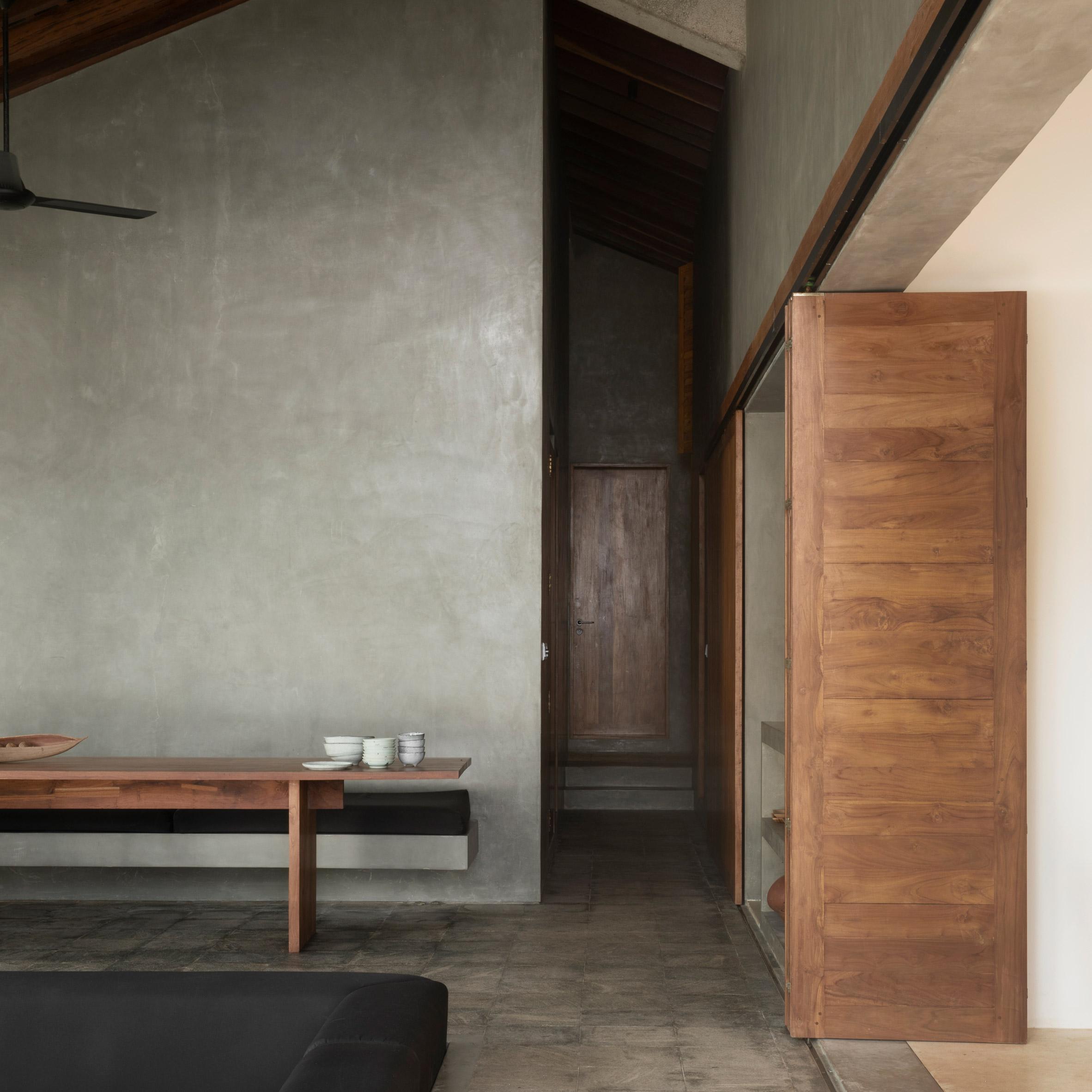 Concrete Surfaces Evoke Rough Luxury Inside Sri Lanka S K House,Pinterest Home Wedding Decoration