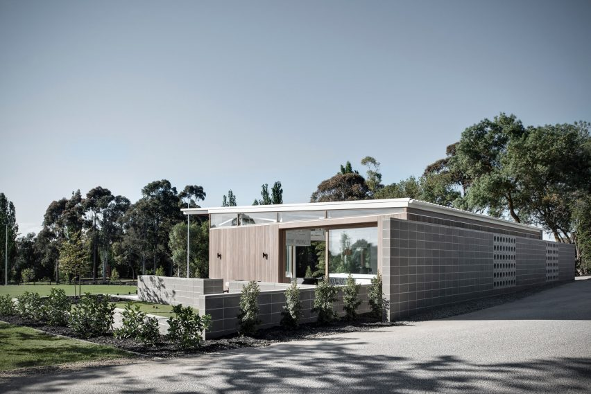 Kinley cricket club by Winter Architecture and Zunica Interior Architecture