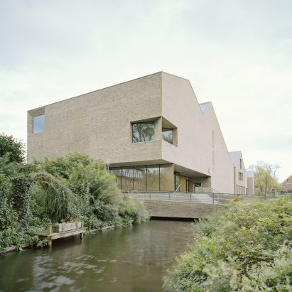 Kult Museum by Pool Leber Architekten