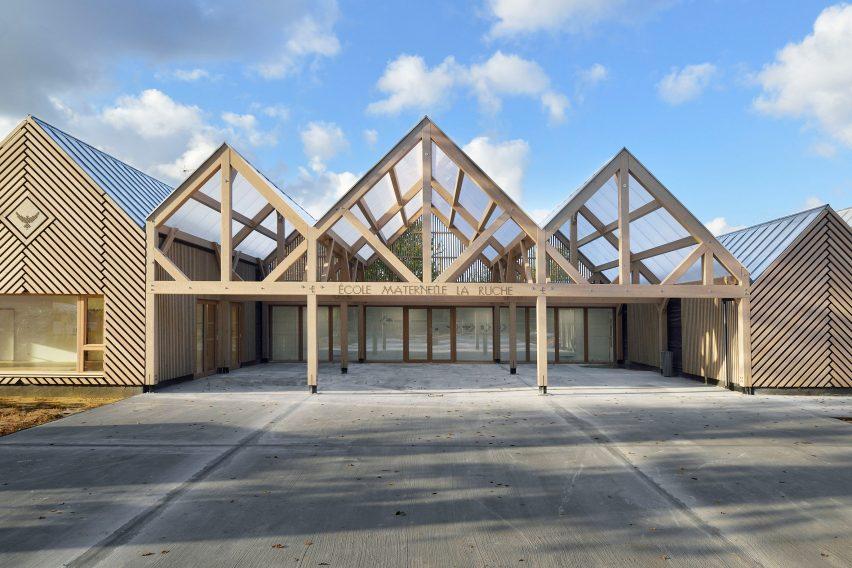 La Ruche by Tracks Architectes