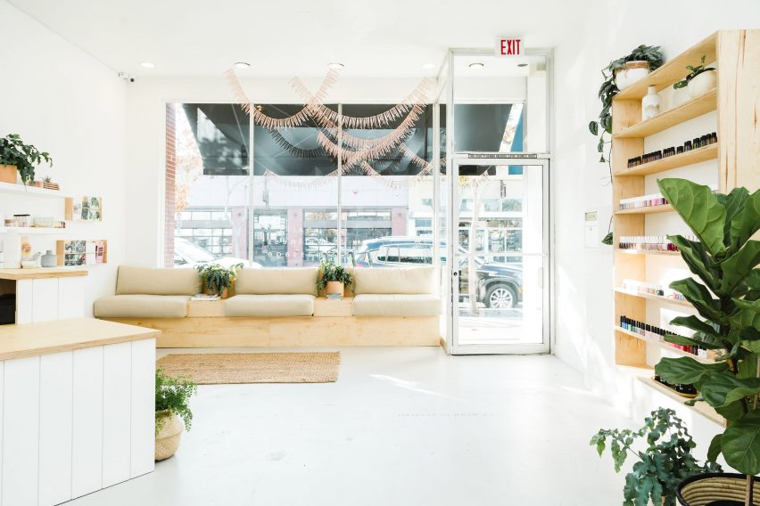 Leo Nail Salon by Solstice Interiors