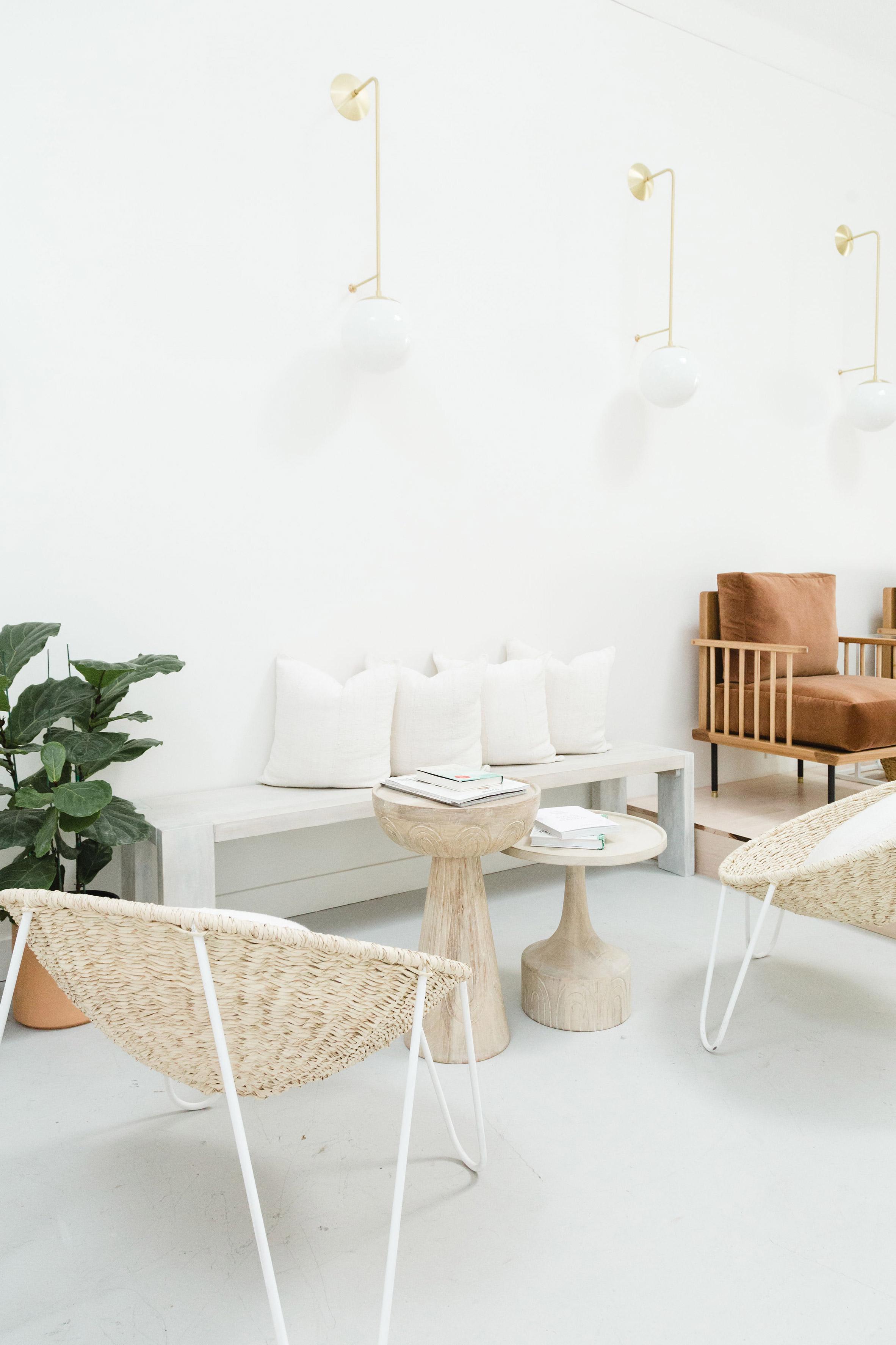 Leo Nail Salon by Solstice Interiors
