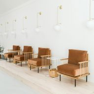 Katie Gebhardt opts for simplicity at Leo Nail Salon in San Diego