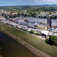 Maitland Riverlink by CHROFI and McGregor Coxall
