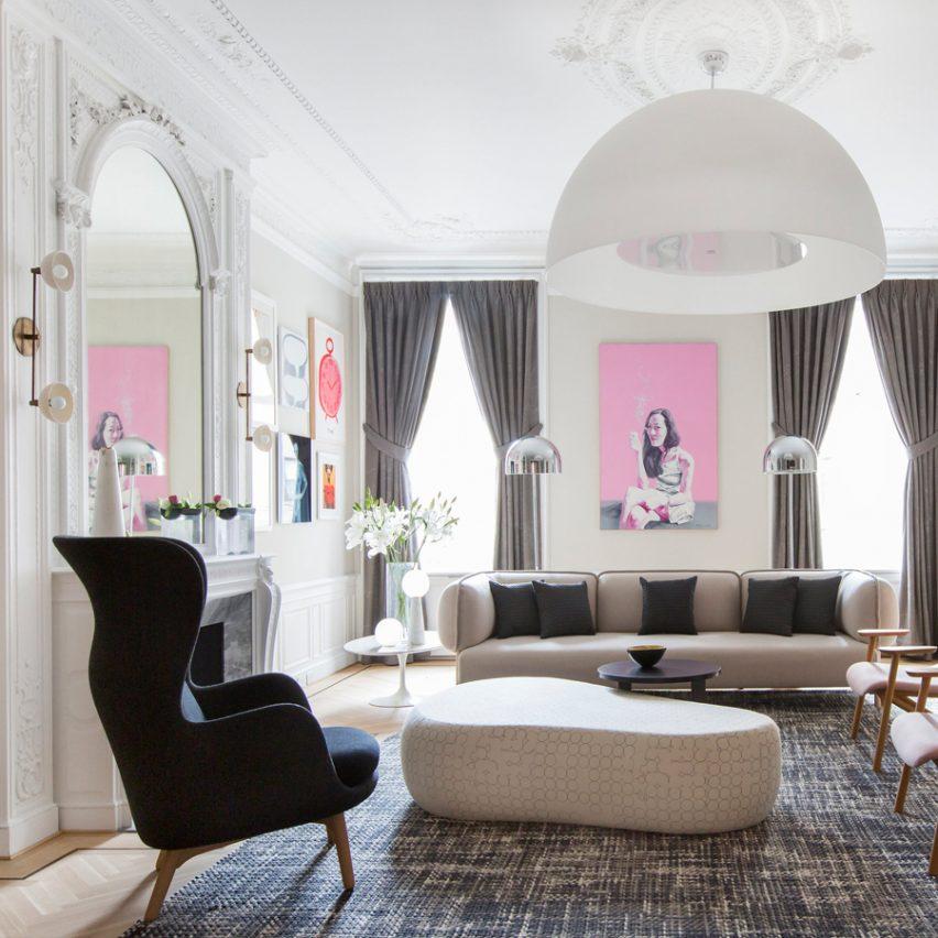 Female-led firms: Interior designer at Megan Grehl in New York, USA