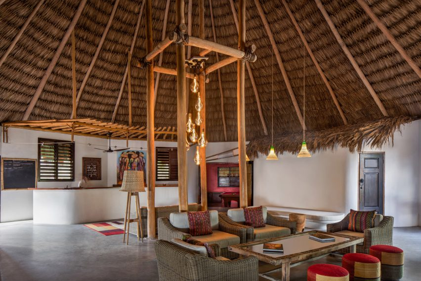 Matachica Hotel by Byron and Dexter Peart