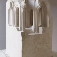 Romanesque stone by Matthew Simmonds