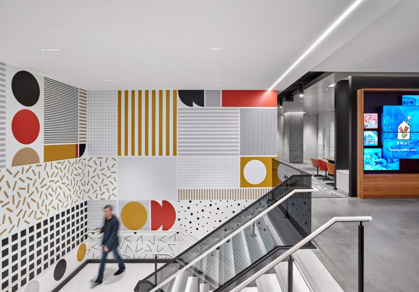 McDonald's Headquarters by IA Interior Architects and Studio O+A