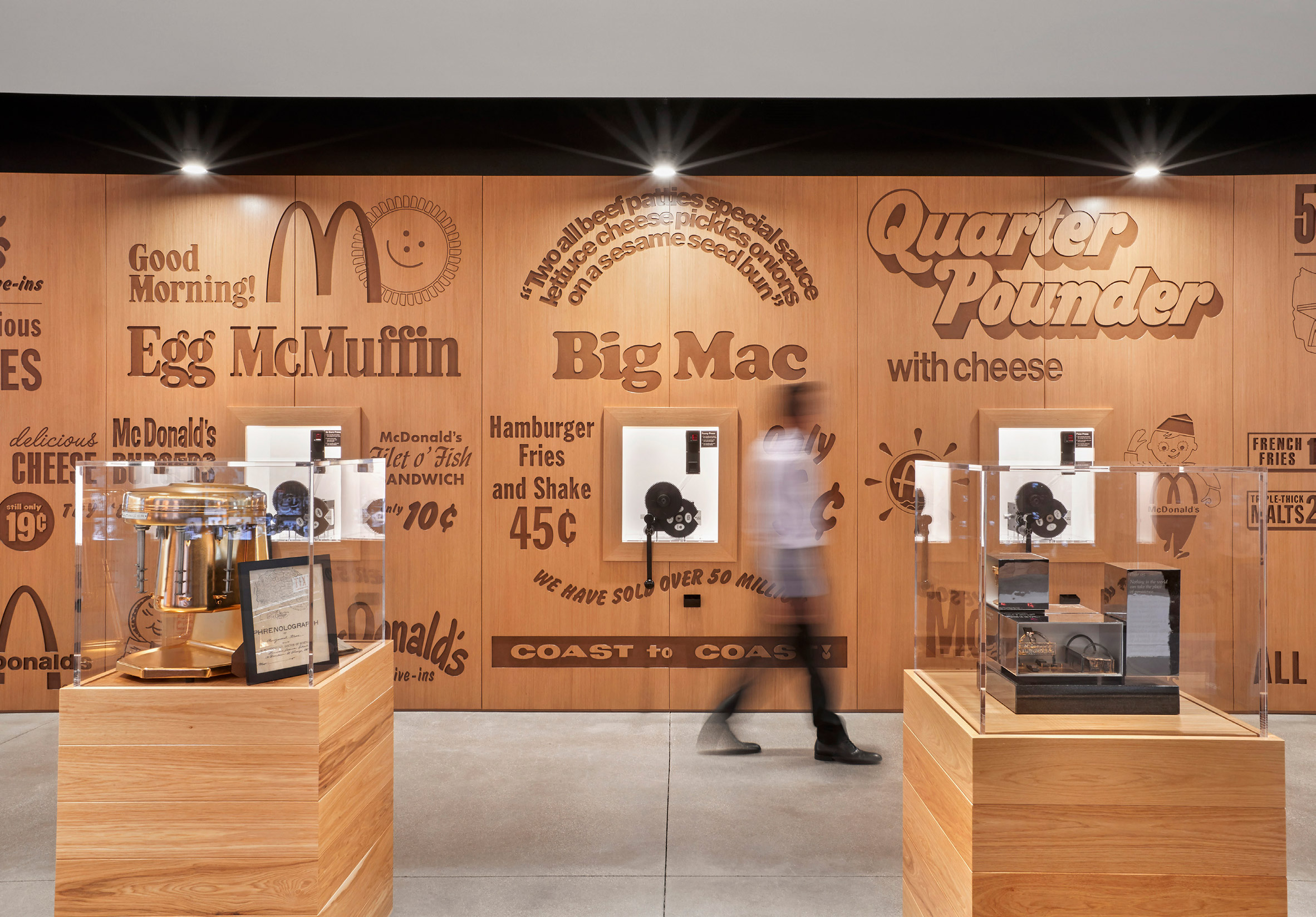 McDonald's HQ in Chicago includes Hamburger University for new recruits
