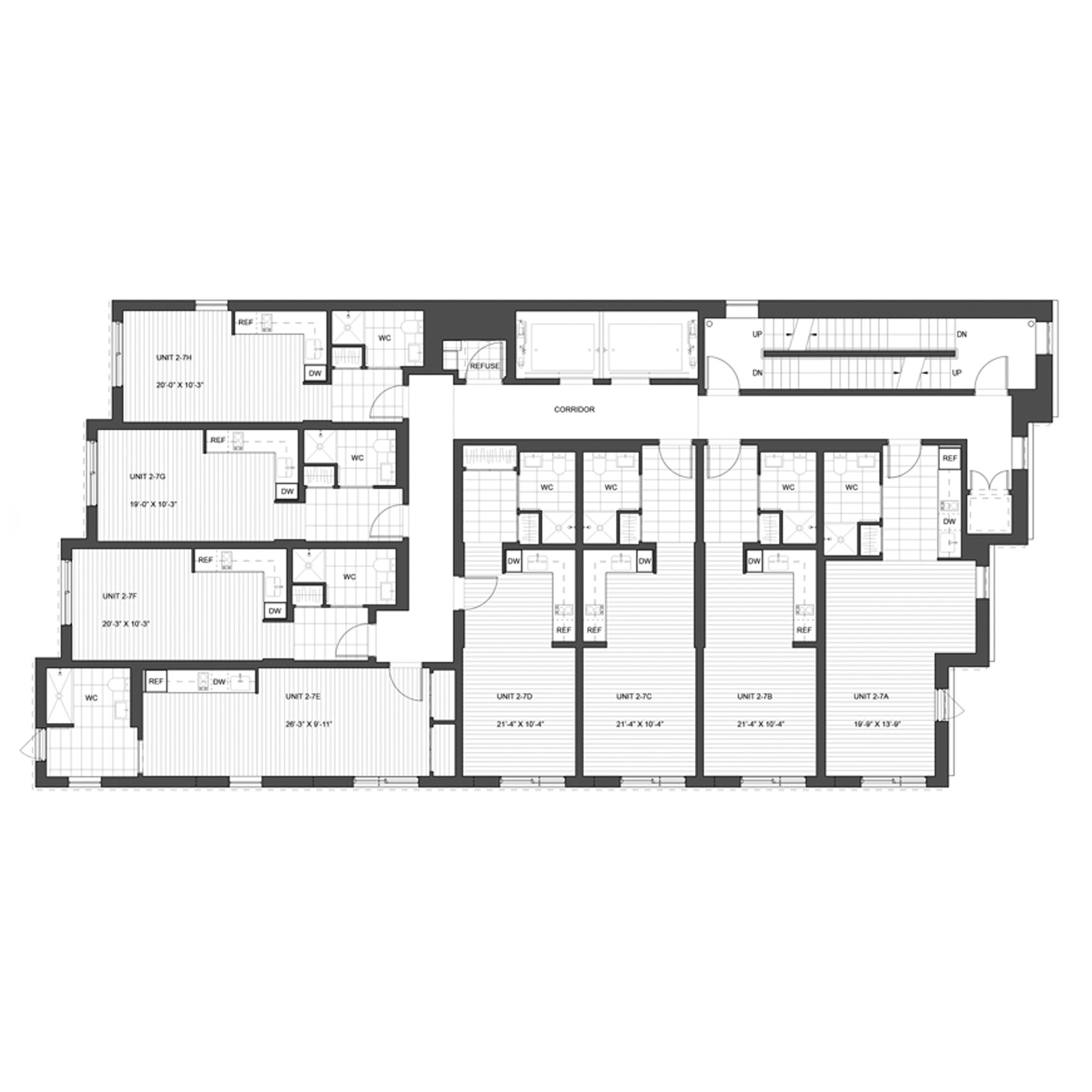 10 Micro Homes With Floor Plans That Make The Most Of Space Dcpi