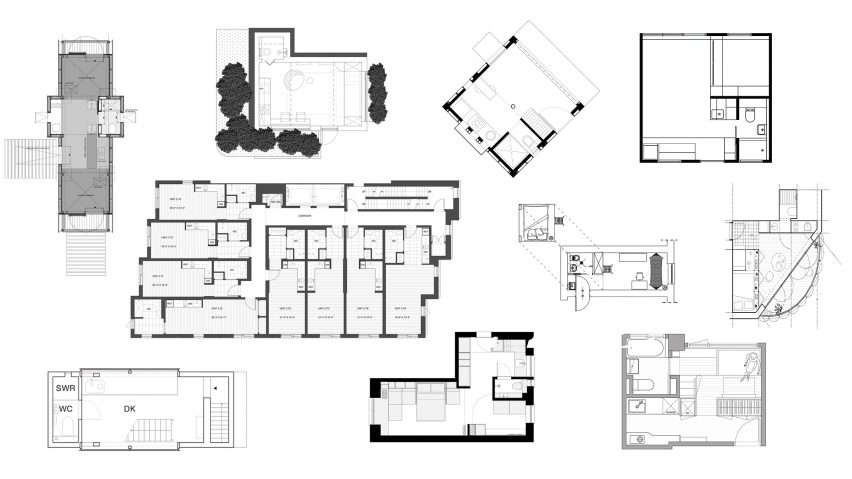 10 Micro Home Floor Plans Designed To Save Space