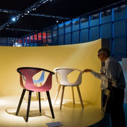 Salone del Mobile photo by Saverio Lombardi Vallauri.