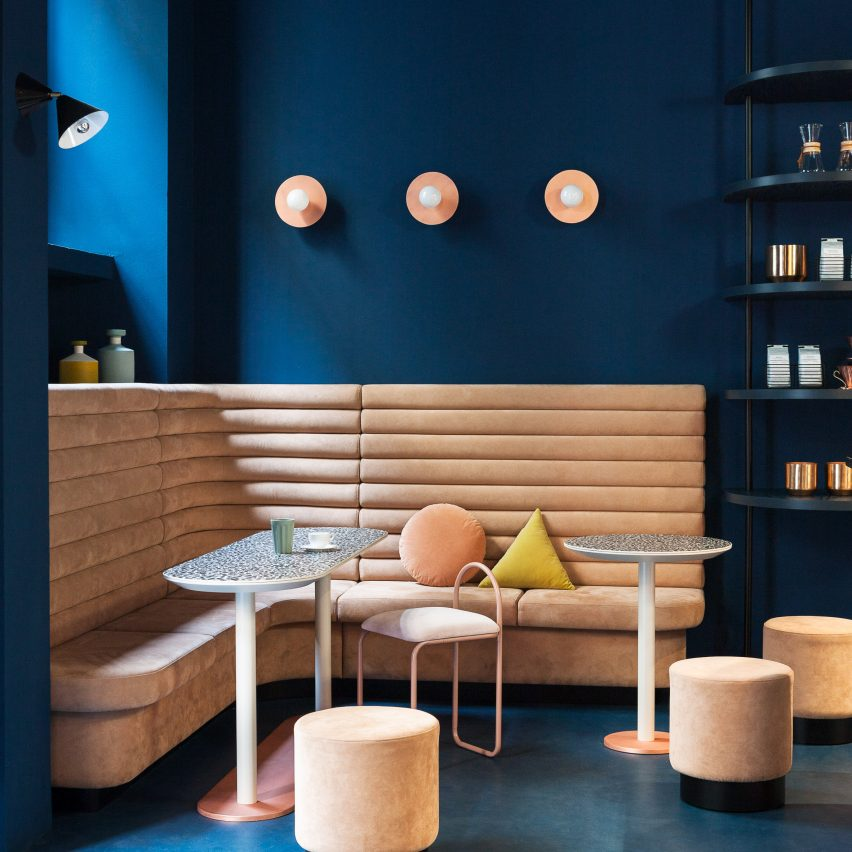 Milan travel guide: Cafezal by Studiopepe