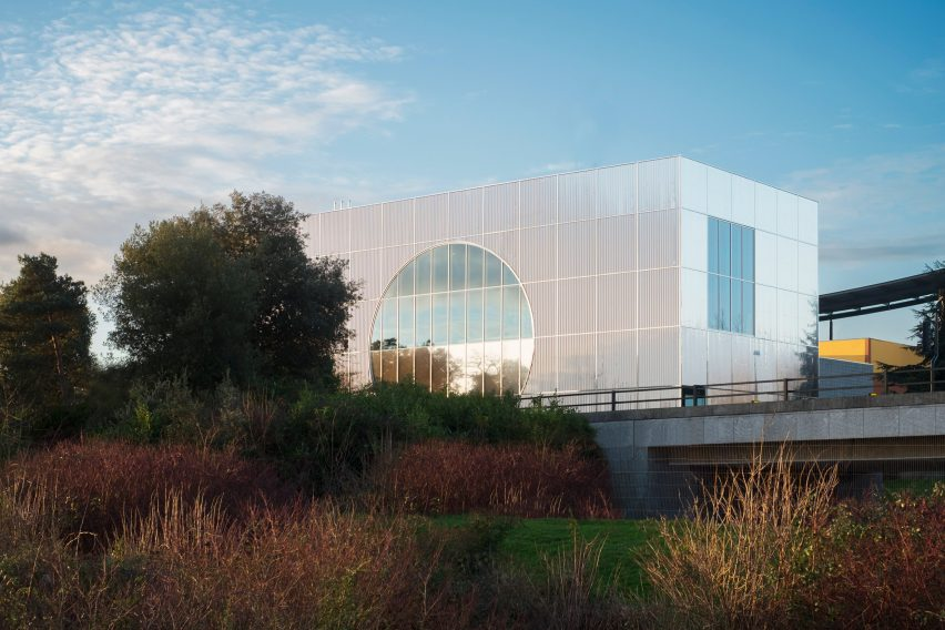 Designs of the Year: MK Gallery renovation by 6a Architects in Milton Keynes, England