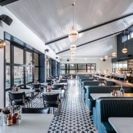 Mollie's Motel and Diner by Soho House is a luxurious take on the roadside hotel