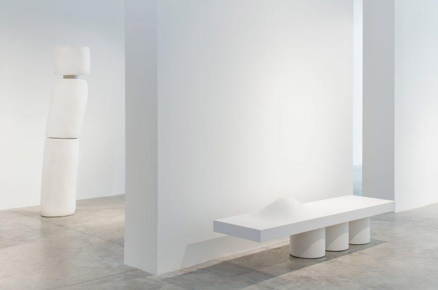 Exposición de la transición de Najla El Zein en Friedman Benda