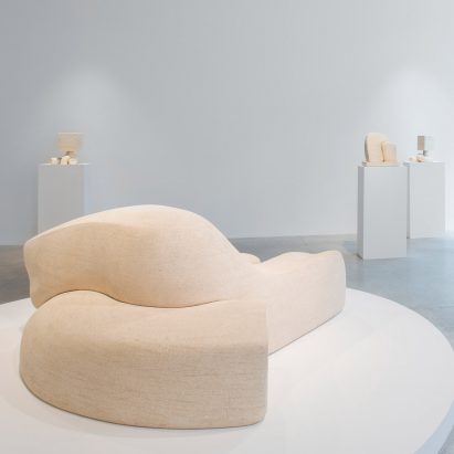 Najla El Zein's Transition exhibition at Friedman Benda