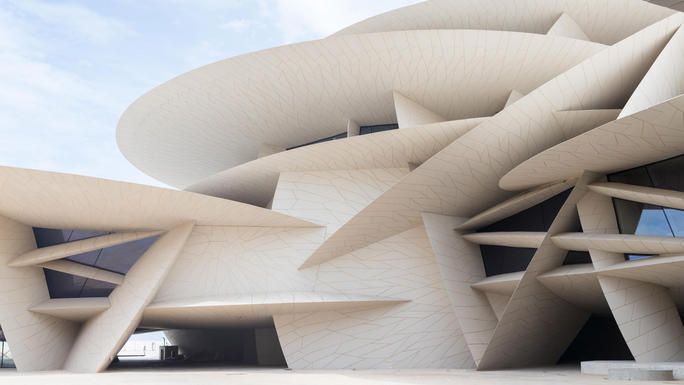 This week on Dezeen: National Museum of Qatar in Doha
