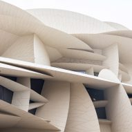 Jean Nouvel unveils National Museum of Qatar in Doha