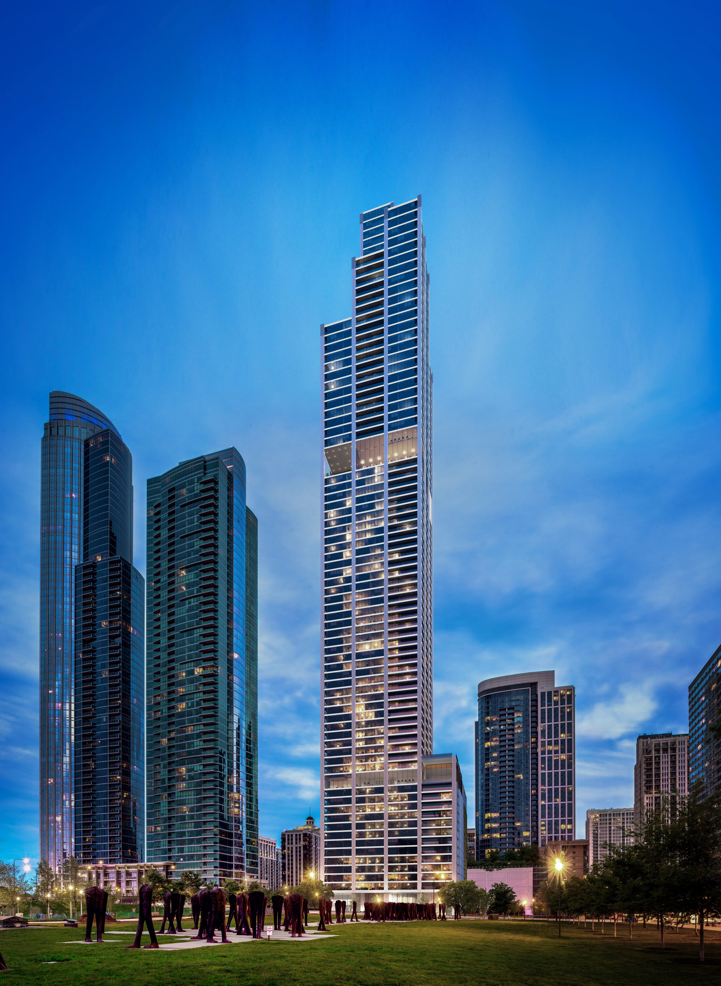 NEMA Chicago by Rafael Viñoly