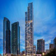 Rafael Viñoly updates NEMA Chicago skyscraper design