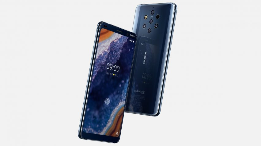 Nokia 9 PureView smartphone is the first to take photos with five