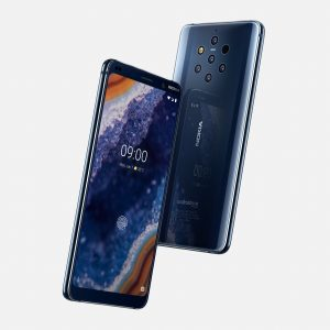 Nokia 9 PureView smartphone is the first to take photos with