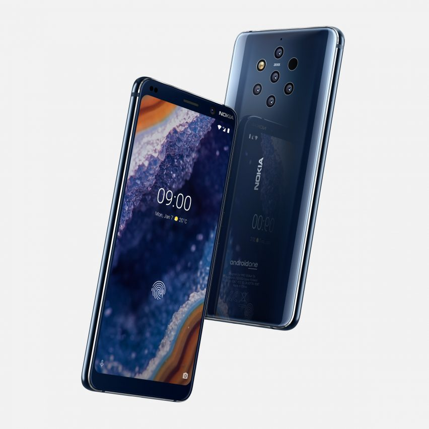 Nokia 9 PureView smartphone is the first to take photos with five cameras