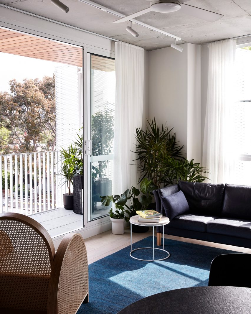 Nant Fitzroy公寓由Fieldwork和Flack Studios公寓提供