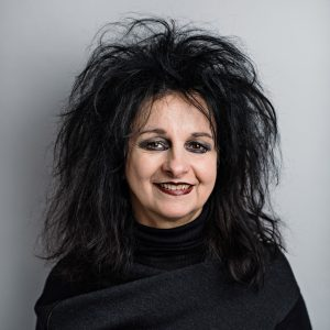 Portrait of Dezeen Awards 2019 judge Odile Decq