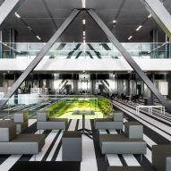 OMA hits back over dance ban at its Rijnstraat 8 office building in The Hague