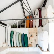 Surfers turn run-down Cornwall factory into Open surf shop and cafe