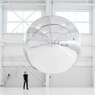 Trevor Paglen's art installation in limbo in earth's orbit