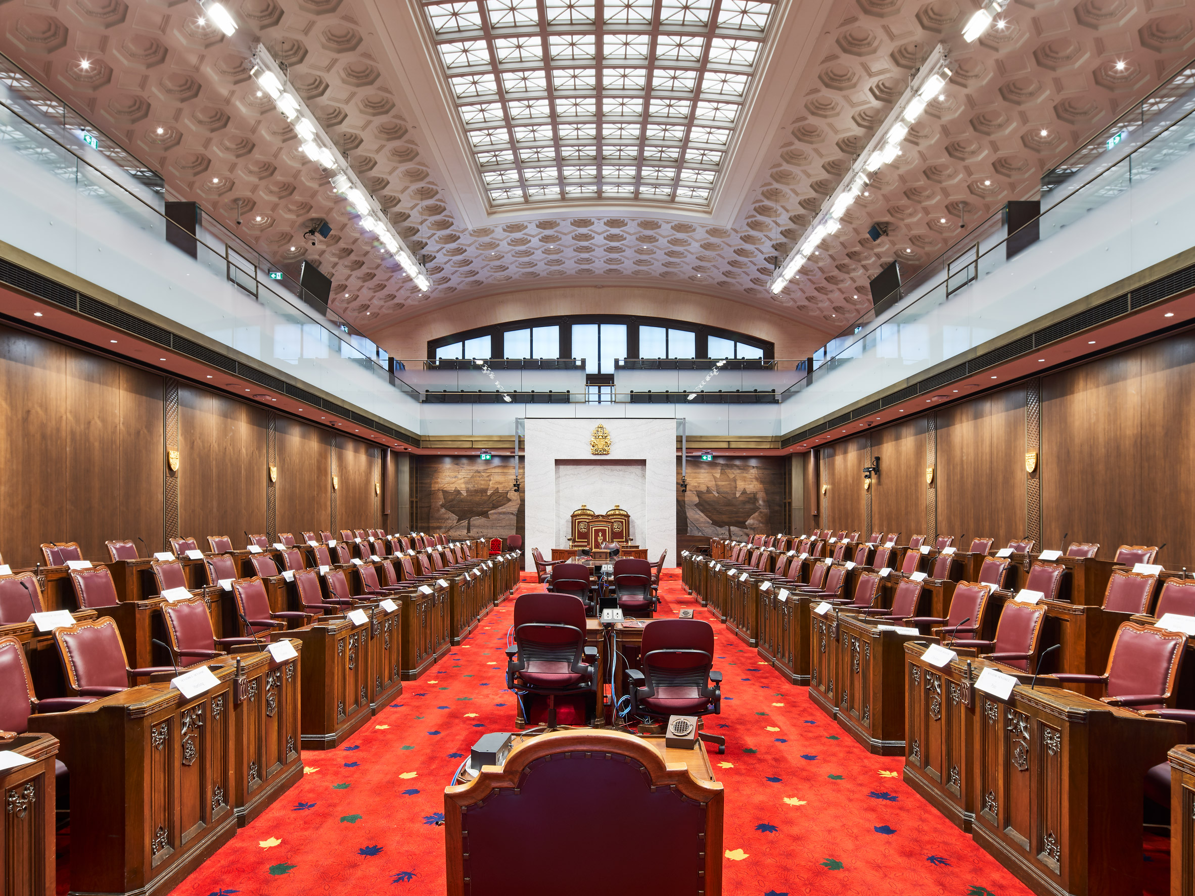 Ottawa Senate by Diamond Schmitt Architects