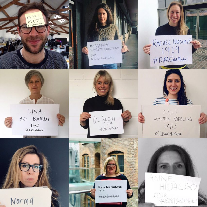 Campeones para mujeres en arquitectura y diseño: Parte W