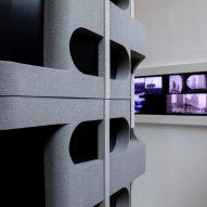 Patchwork exhibit by Jadwiga Grabowska-Hawrylak