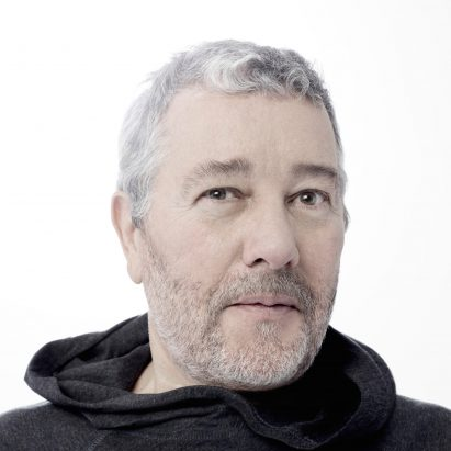 Portrait of Dezeen Awards 2019 judge Philippe Starck