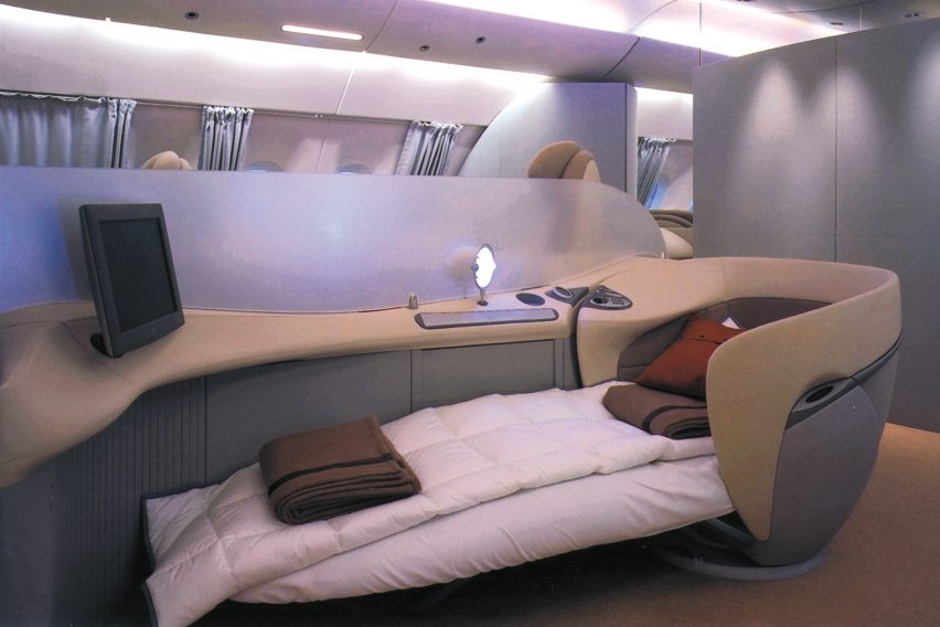 Transport Designer Paul Priestman On Designing The Airbus A380 Interior