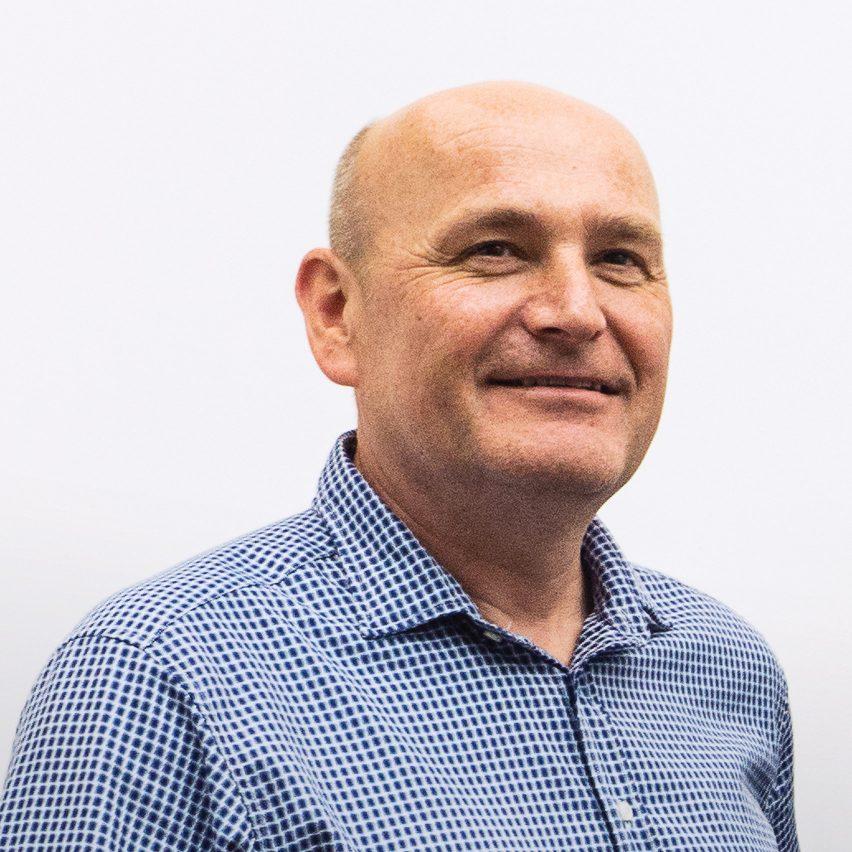 Paul Priestman will speak at Dezeen Day