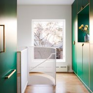 GRT Architects blends old and new at renovated Brooklyn townhouse