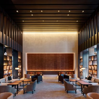 hotel interior design dezeen rh dezeen com hall hotel interior design