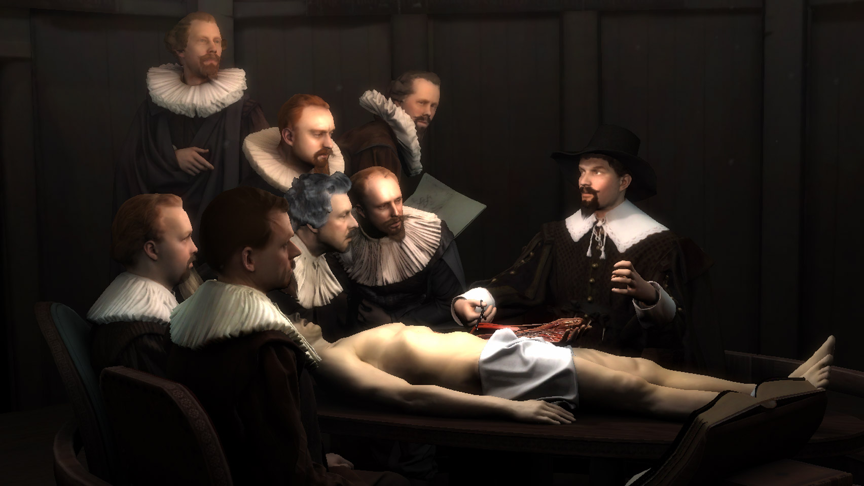 Augmented reality takes Mauritshuis museum-goers inside Rembrandt
