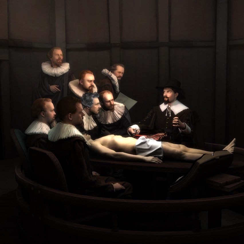 CapitolaVR uses augmented reality to take museum-goers inside Rembrandt painting with Rembrandt Reality app
