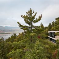 Residence Le Nid by Anne Carrier