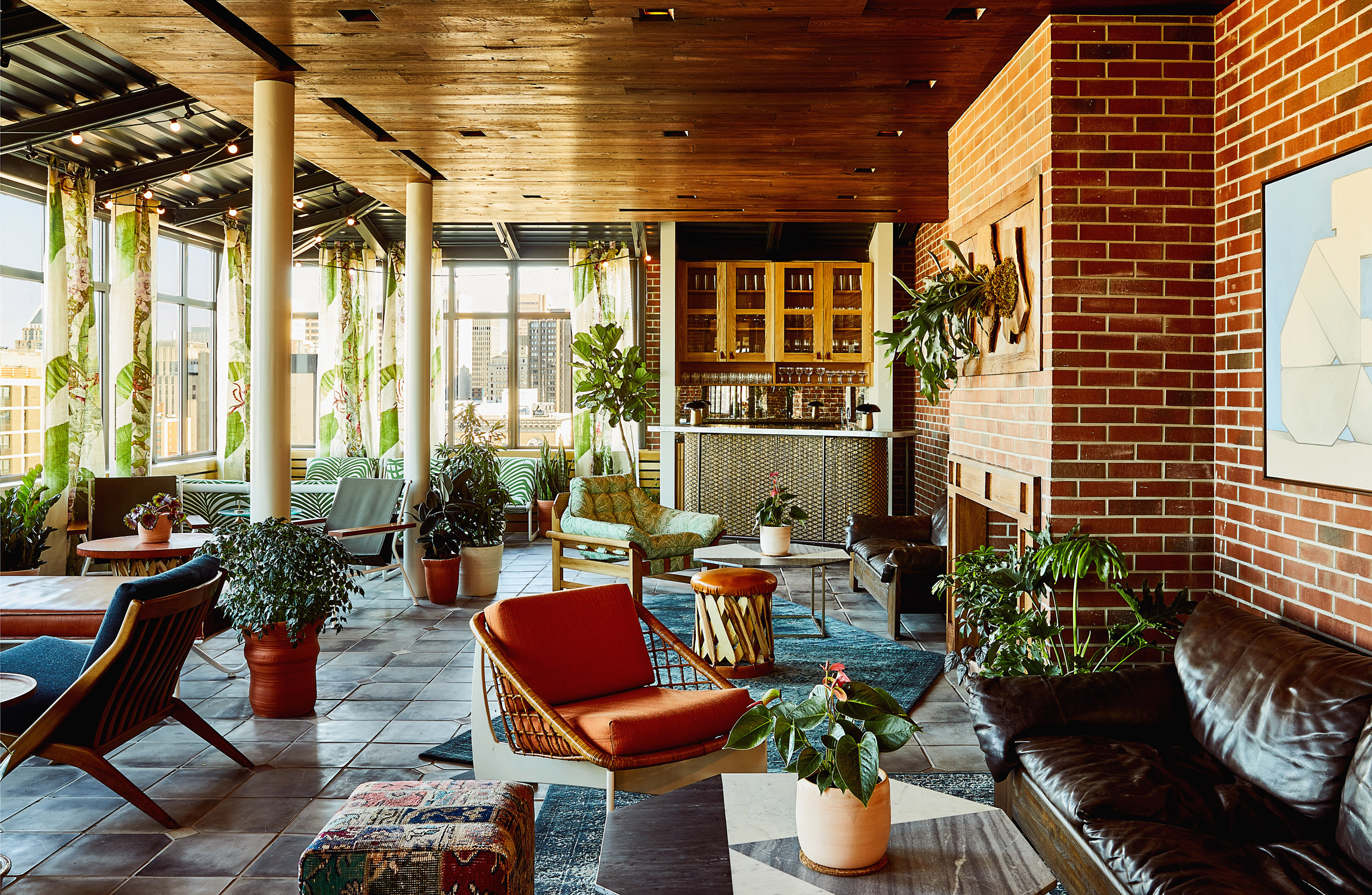 Revival hotel by SL Design