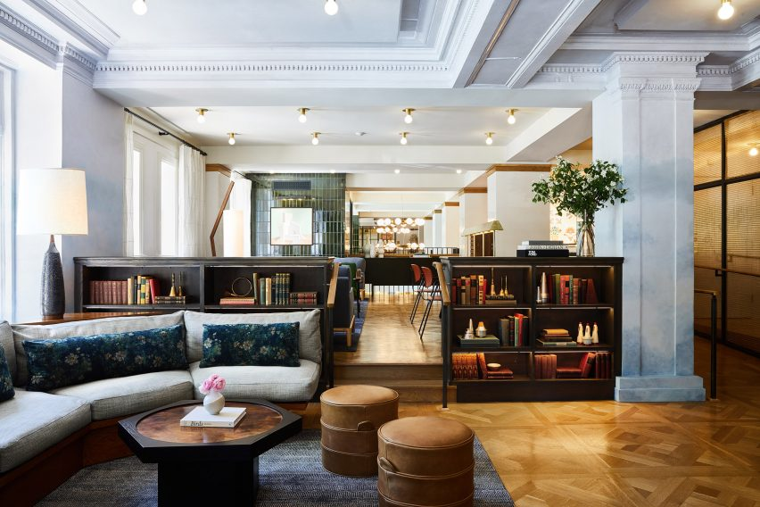 Revival hotel by SL Design