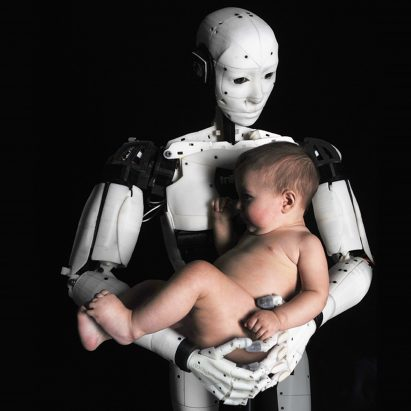 Interview with Ine Gevers, curator of Robot Love